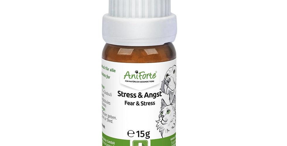 Bachblüten Globuli Stress & Angst
