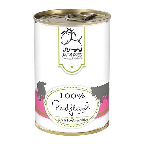 100% Rindfleisch 400g