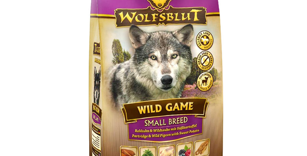 WILD GAME SMALL BREED