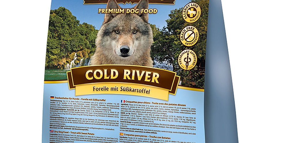 Cold River Small Breed
