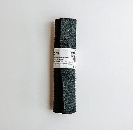 Swedish Dish Cloth - black