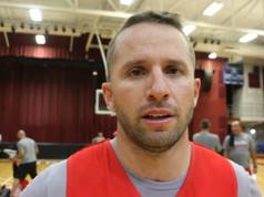 Entrenamiento Selección de Basket de Puerto Rico (masculino)