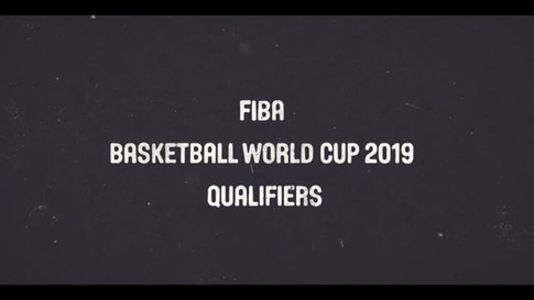 Comercial FIBA Basketball World Cup 2019 Qualifiers