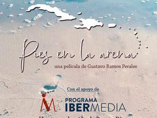"""""""Pies en la Arena"""", nuestro segundo largometraje entre los seleccionados por el Programa IberMedia"""