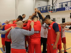Selección de baloncesto de Puerto Rico se prepara para enfrentarse al dreamteam