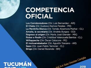 El Chata COMPETENCIA OFICIAL de la 13° edición de Tucuman Cine