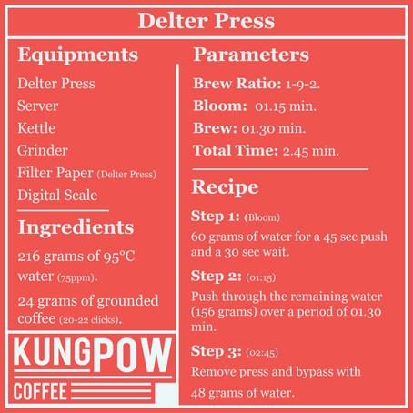 Delter Press