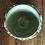 Thumbnail: Moss Green Sprig Vessel