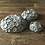 Thumbnail: Floral Sprig Wall Pieces