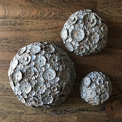 Floral Sprig Wall Pieces