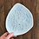 Thumbnail: Triangular Light Blue Feather Dish