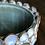 Thumbnail: Blue/Turquoise Bubble Vessel
