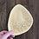 Thumbnail: Triangular Yellow Floral Dish