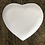 Thumbnail: Royal Blue Feather Heart-Shaped Dish