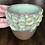 Thumbnail: DISCOUNTED Moss Green Sprig Vessel