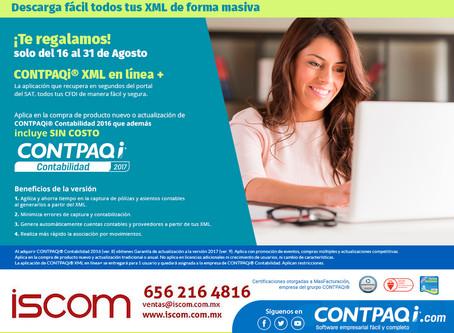 CONTPAQi ® XML en Linea Gratis