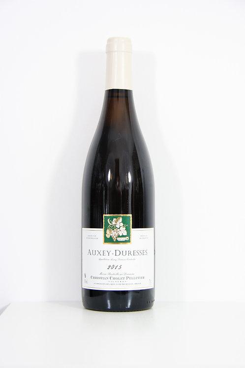 Auxey-Duresses Domaine Cholet Pelettier 2015