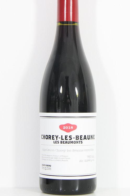 """Chorey-Les-Beaune Domaine Chenu""""Les Beaumonts"""""""