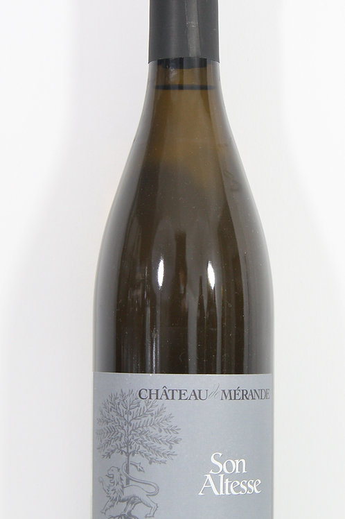 """Roussette de Savoie Château Mérande """"Son Altesse"""""""