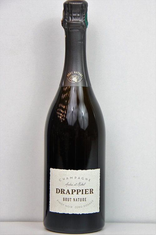 Champagne Drappier - Zero Dosage -