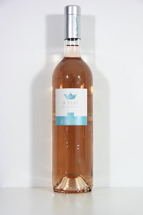 """Côtes de Provence Domaine de la Navicelle """"A Flot"""""""