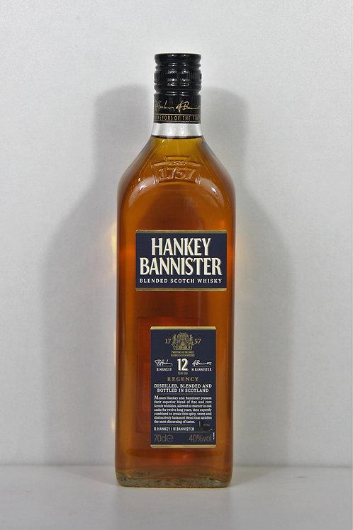 Ecosse - Hankey Bannister 12 ans - Whisky