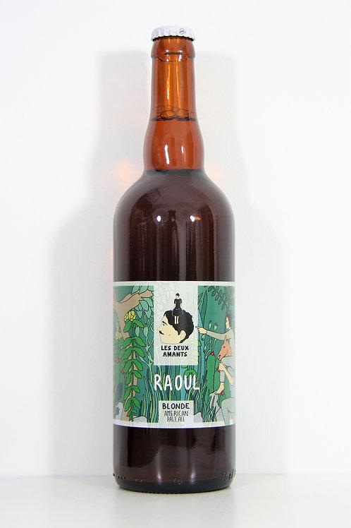 """Bière Brasserie des deux Amants """"Raoul"""""""
