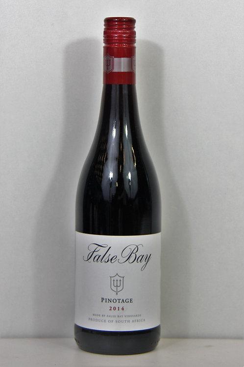 """Afrique du Sud - False Bay Vineyards - """"Pinotage"""" 2016"""