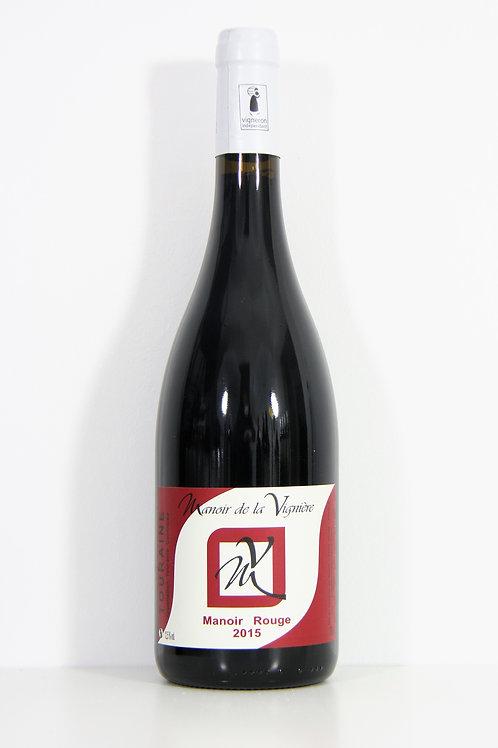 """Touraine Manoir de la Vignière """"Manoir Rouge"""""""