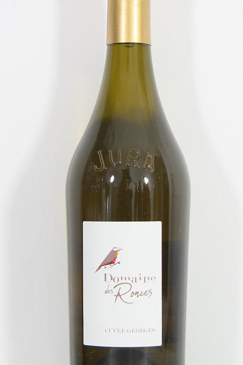 """Côtes du Jura Domaine des Ronces """"Georges"""" Savagnin & Chardonnay"""