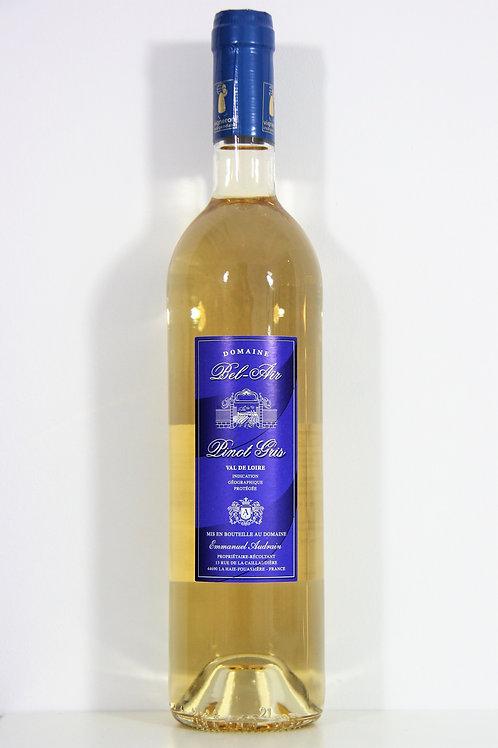 """IGP Val de Loire Domaine de Bel Air """"Pinot Gris"""""""