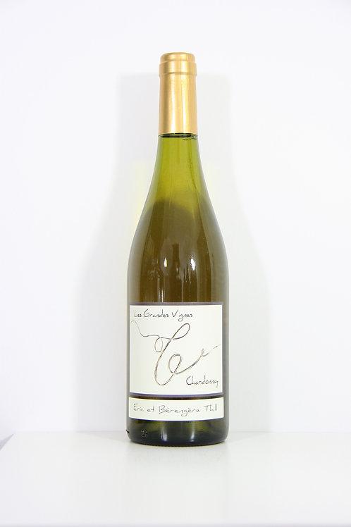 """Côtes du Jura Domaine Eric Thill """"Les Grandes Vignes"""" Chardonnay"""