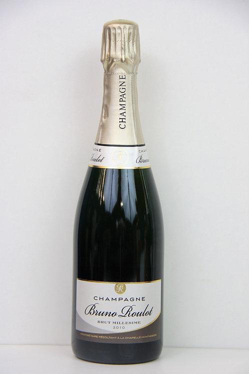 Champagne - Domaine Bruno Roulot - Millésimé 2010