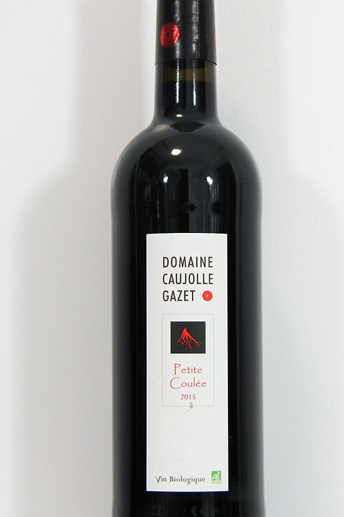 """IGP d'hérault Domaine Caujolle-Gazet """"La petite coulée"""""""