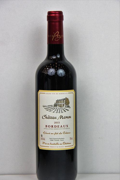 Bordeaux - Château Mamou - Tradition 2016