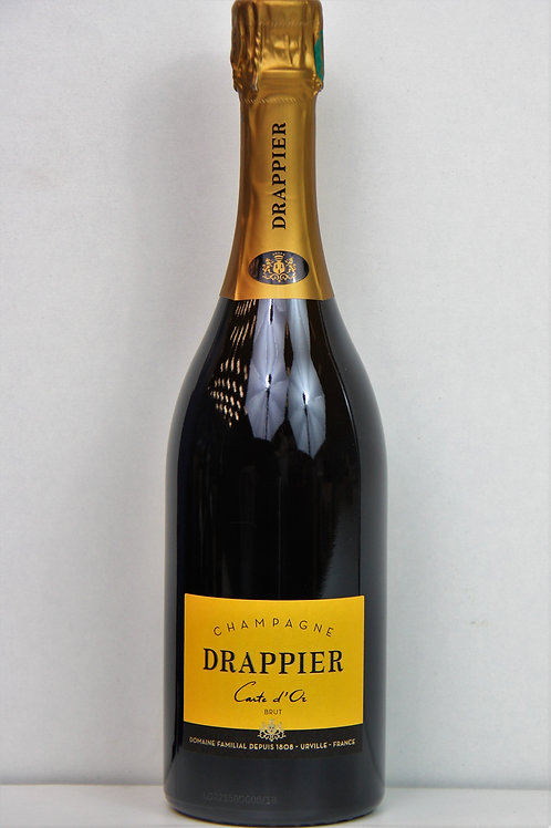 Champagne - Domaine Drappier - Carte d'or