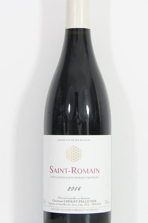 Saint-Romain Domaine Cholet Pelettier