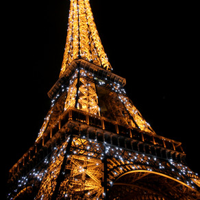 New Year's Eve in Paris !
