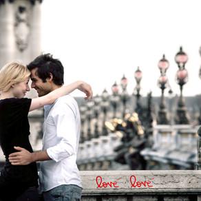 Saint Valentine's in Paris