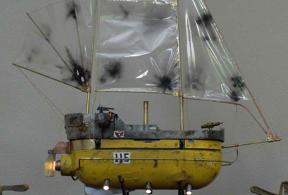 Ion Attack Cruiser