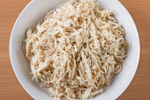 Shredded Chicken By the Lb