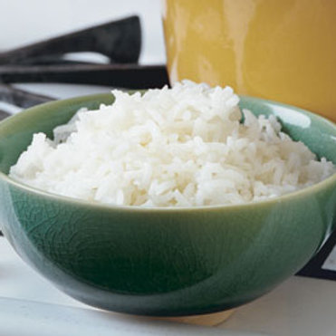 Cooked Rice by the Cup
