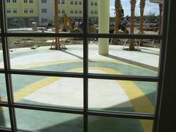 Polished Concrete School