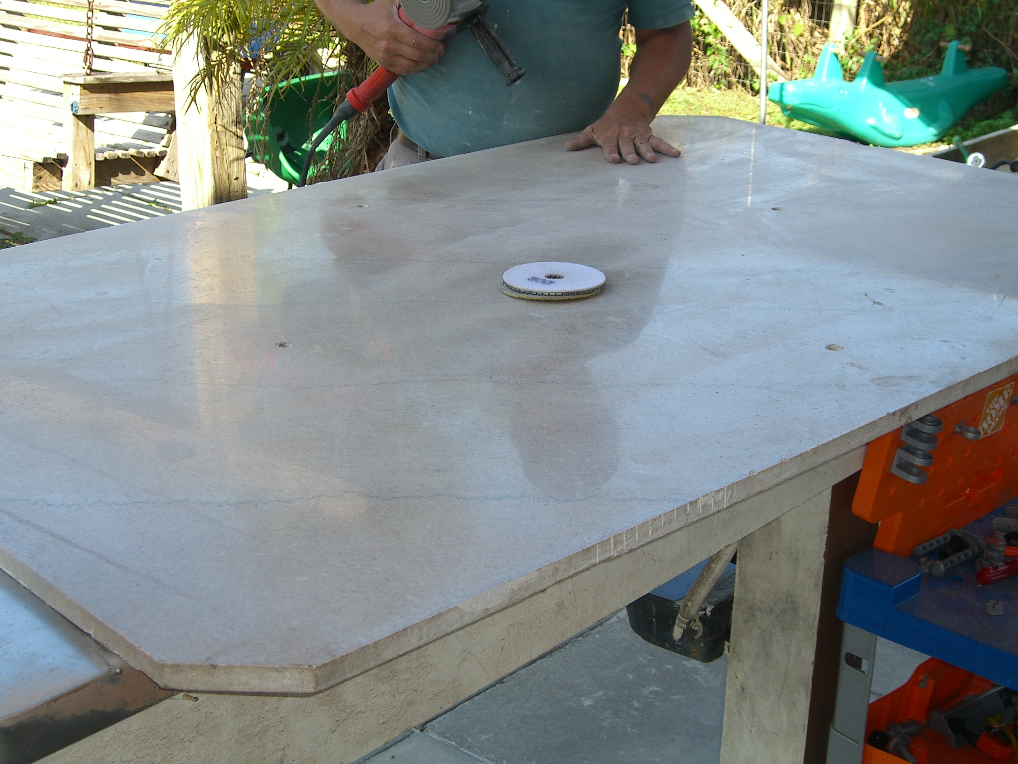Outdoor Countertop