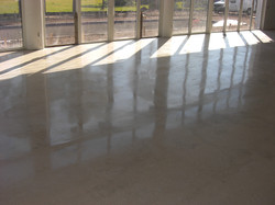 Polished Concrete Residentail