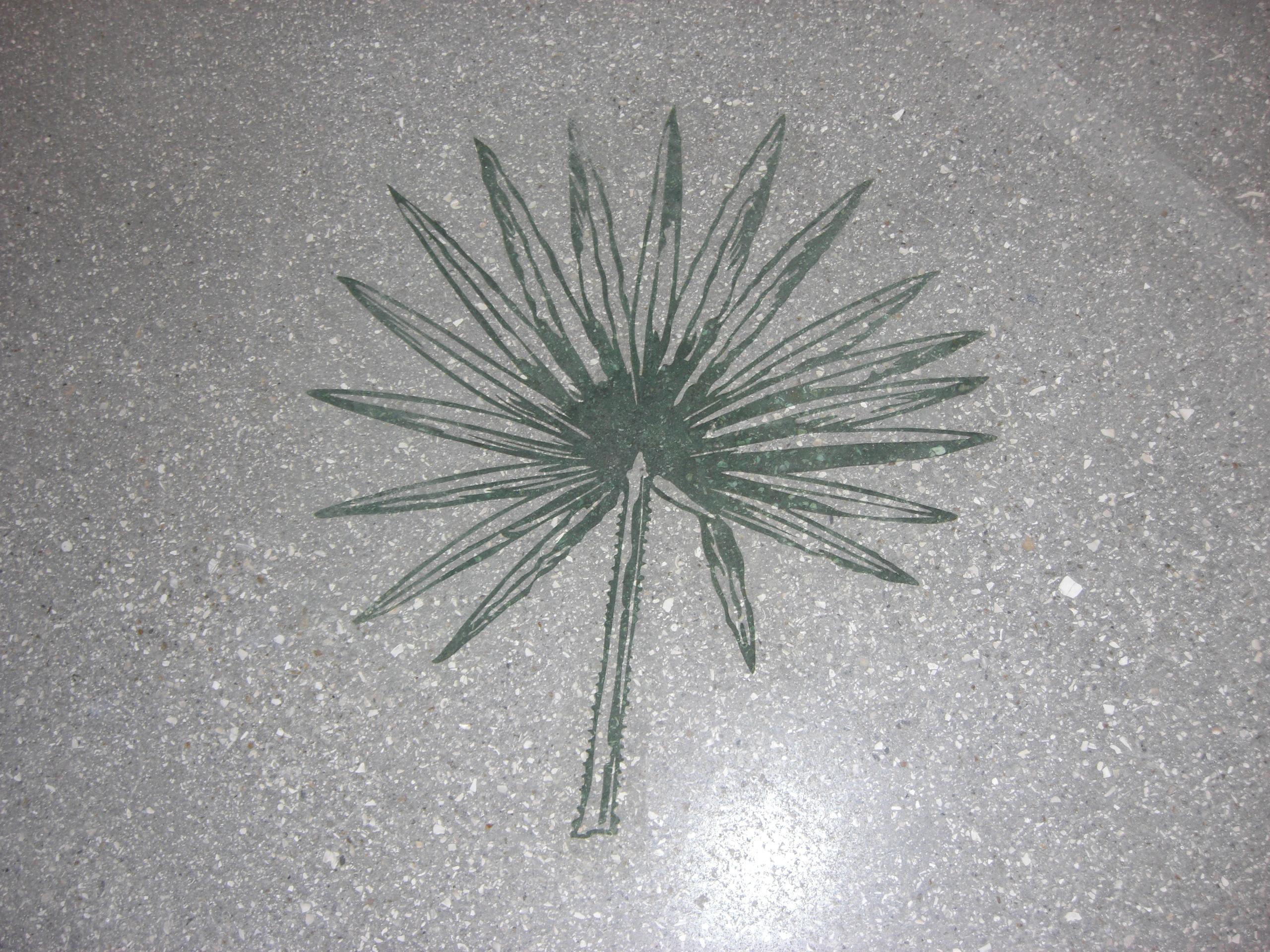 Pine Jog Elm W.P.B Fl.  Stencil art