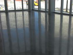 Mirror Finish Polished Concrete