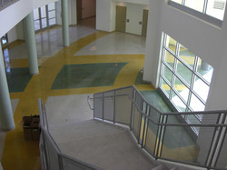 Polished Concrete Acid Etched Floors