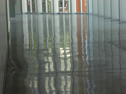 Mirror Finish Polished Concrete