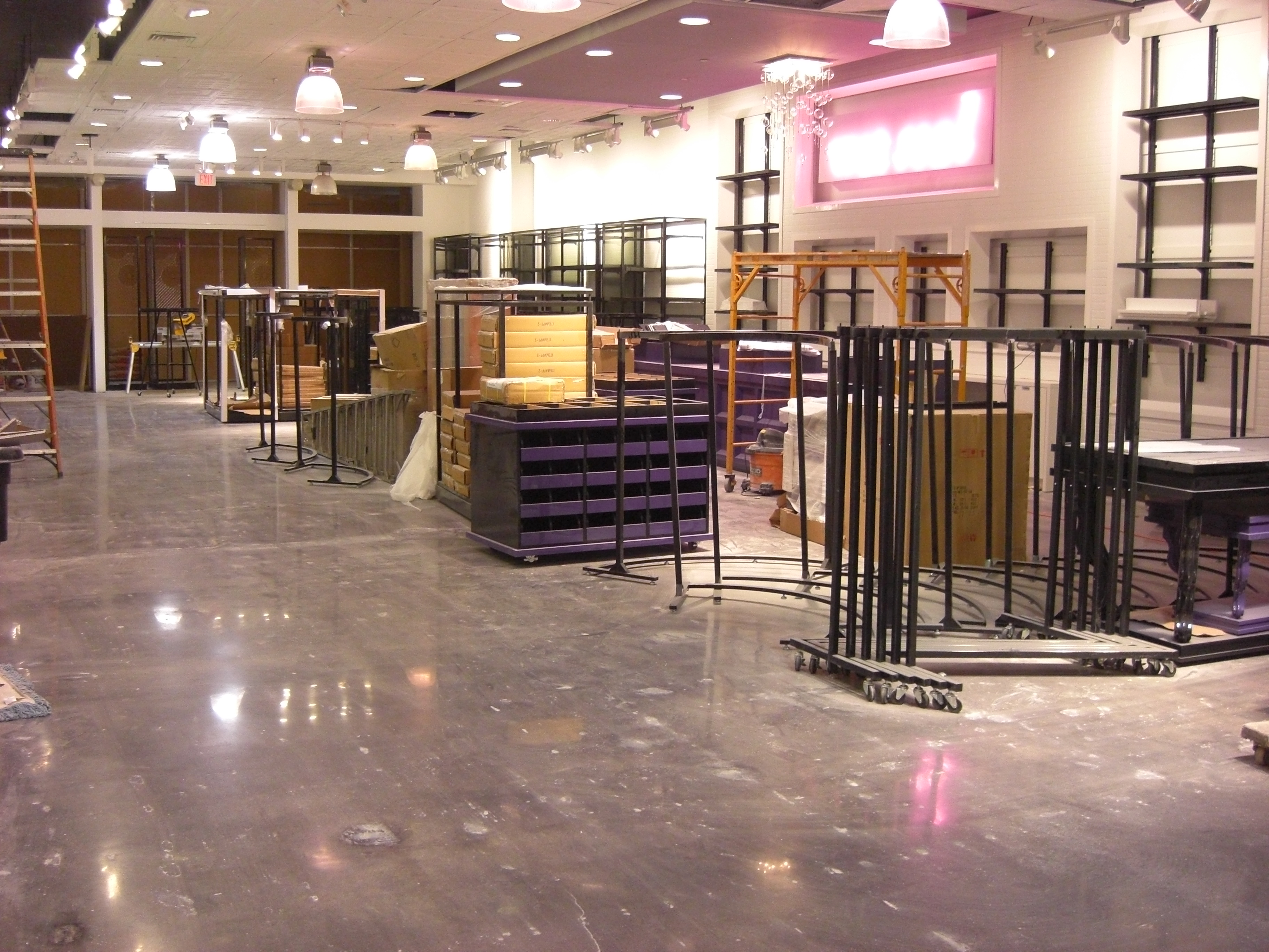 Mall Restoration